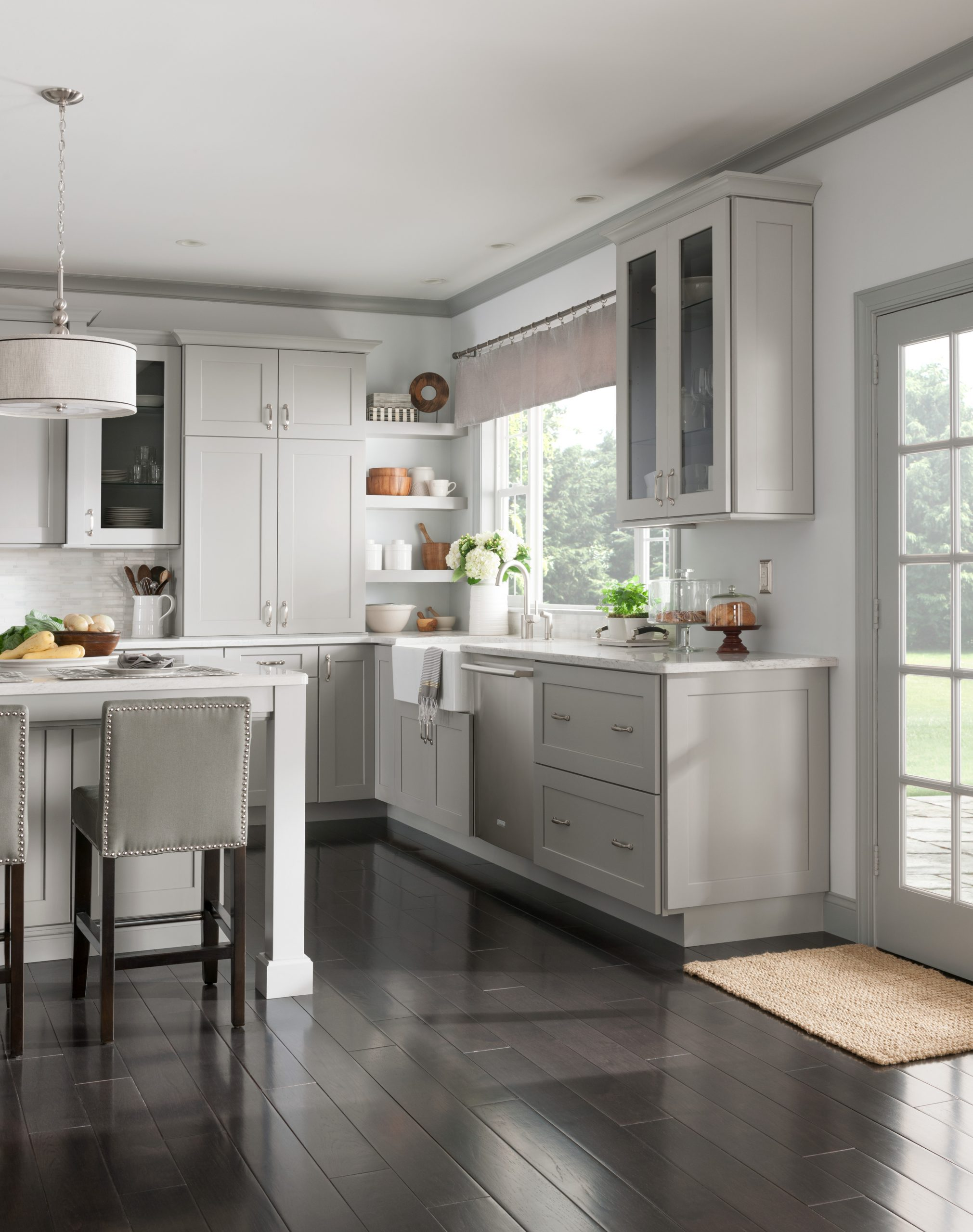 Reading Collection American Woodmark Cabinets