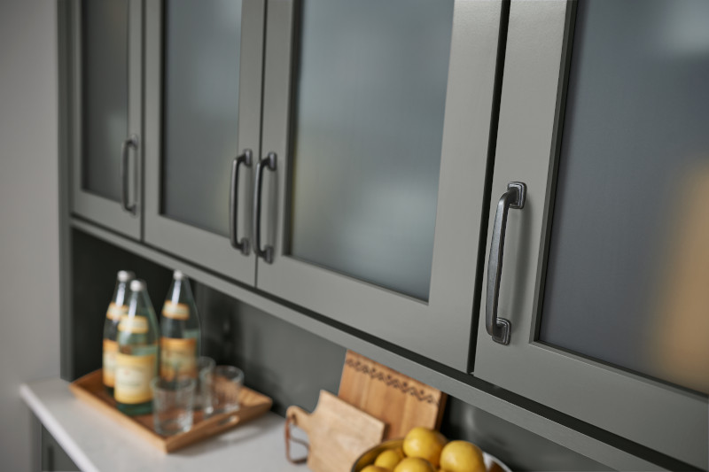 Kitchen Cabinet Glass Doors American, Cabinet Doors With Frosted Glass